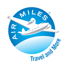 Airmiles Logo Badge
