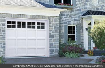 Cambridge CM & Garage Doors